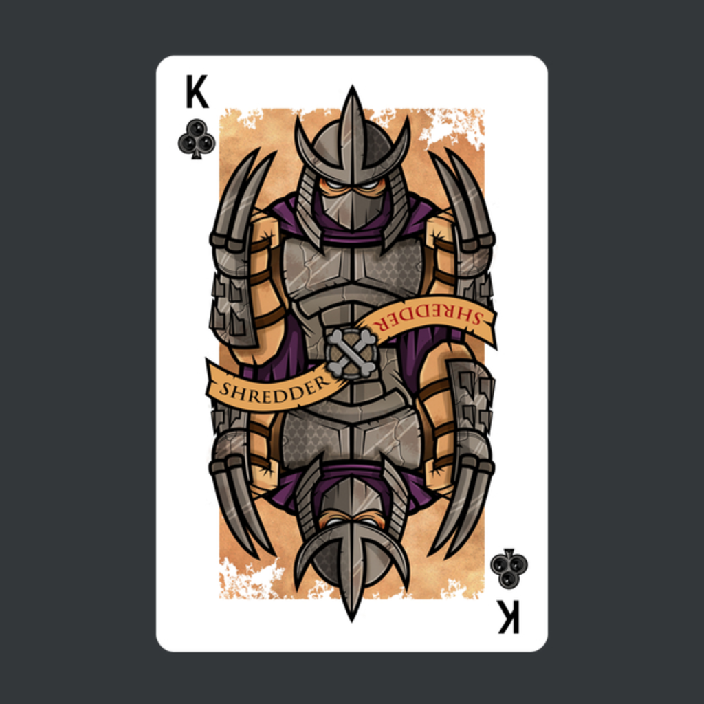 NeatoShop: Villain Playing Card #8