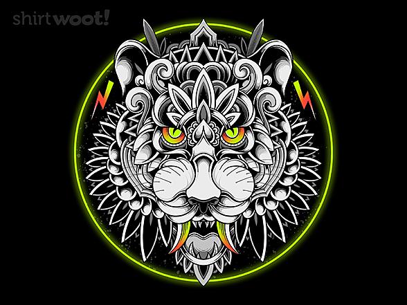 Woot!: Retrowave Tiger