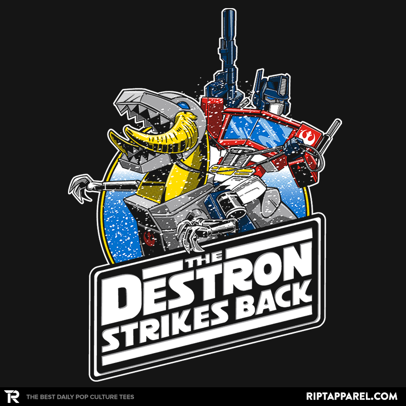 Ript: The Destron Strikes Back