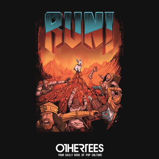 OtherTees: RUN!