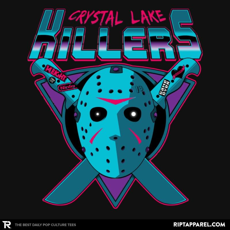Ript: NES Crystal Lake Killers
