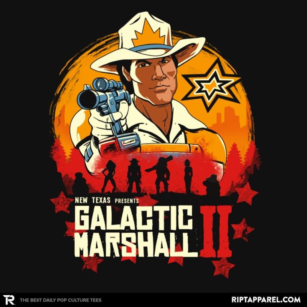 Ript: Red Galactic Marshall II