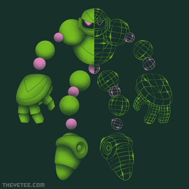 The Yetee: VECTOR