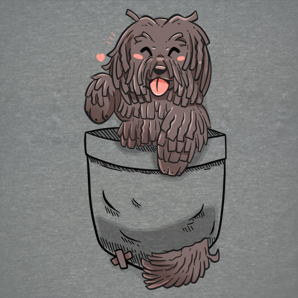 NeatoShop: Pocket Cute Puli Dog