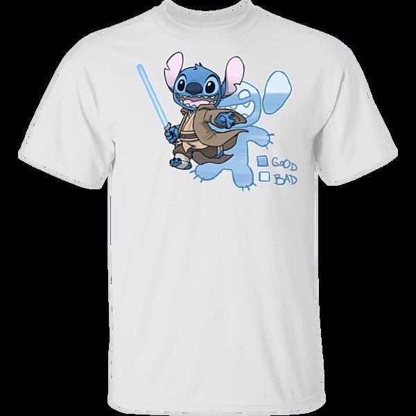 Pop-Up Tee: Stitch Jedi
