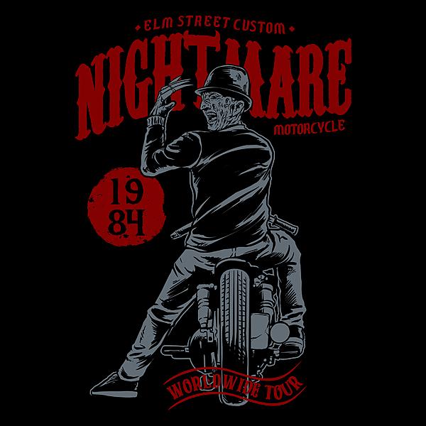 NeatoShop: nightmare rider