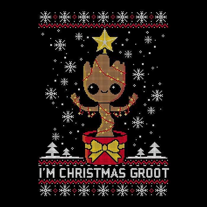 Once Upon a Tee: Christmas Groot