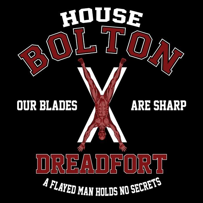 Once Upon a Tee: Our Blades are Sharp