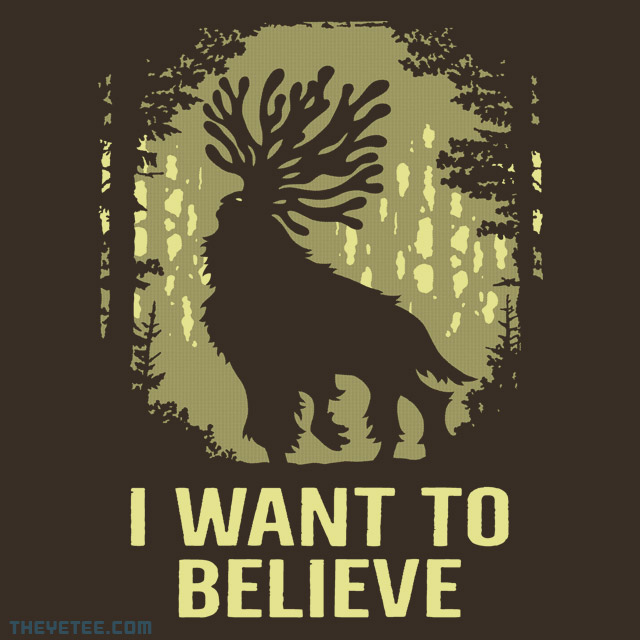 The Yetee: Believe in Spirits