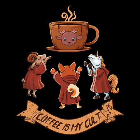 MeWicked: Coffee Is My Cult