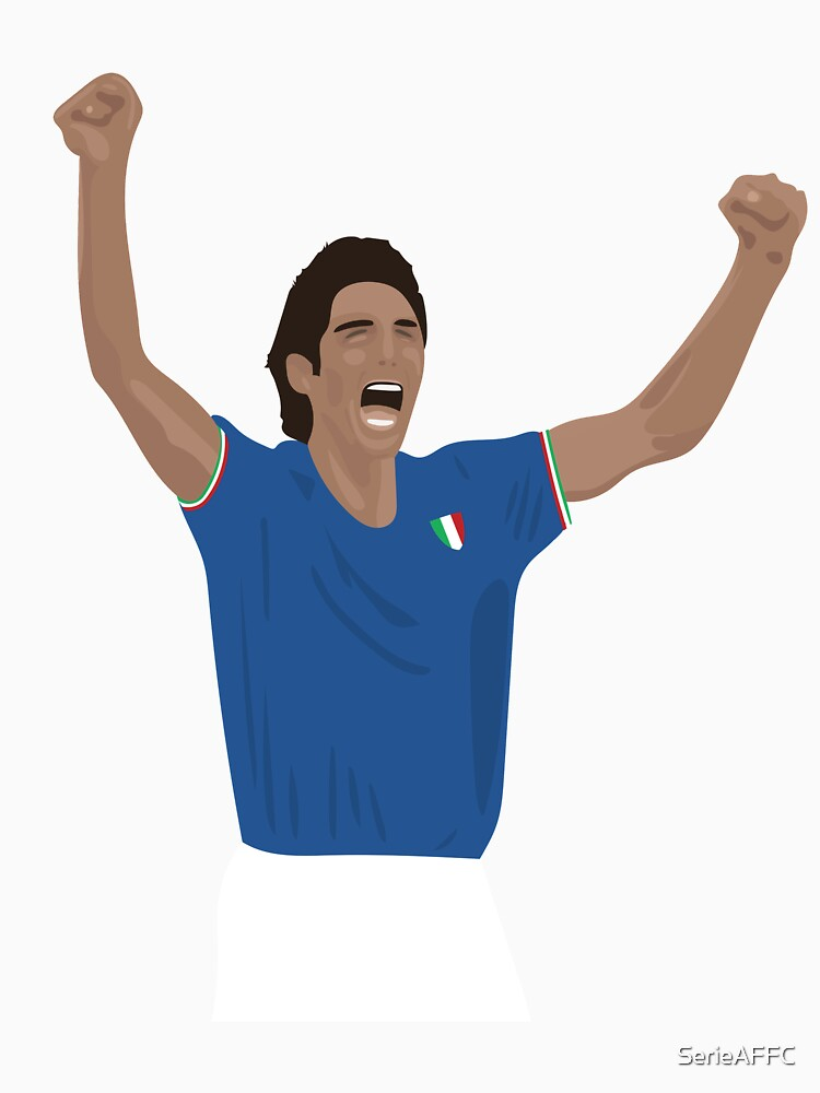RedBubble: Paolo Rossi - Italy Legend