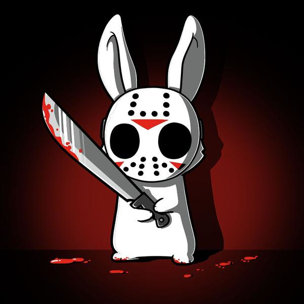 TeeTurtle: Killer Bunny