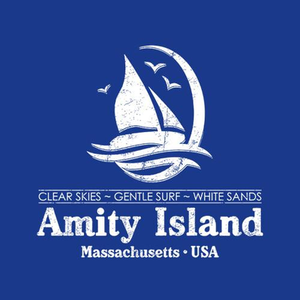 Five Finger Tees: Amity Island T-Shirt
