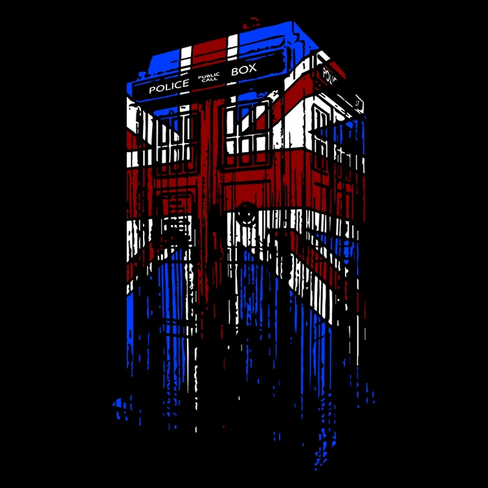 Whovians: UK TARDIS