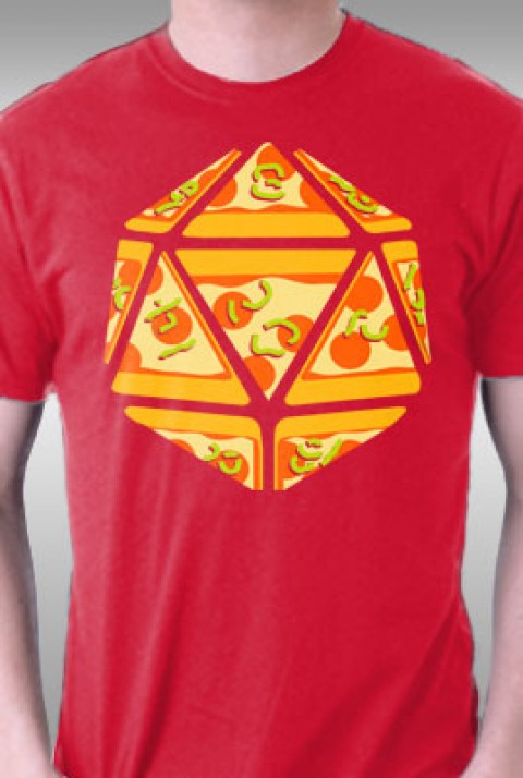 TeeFury: Pizza Roll