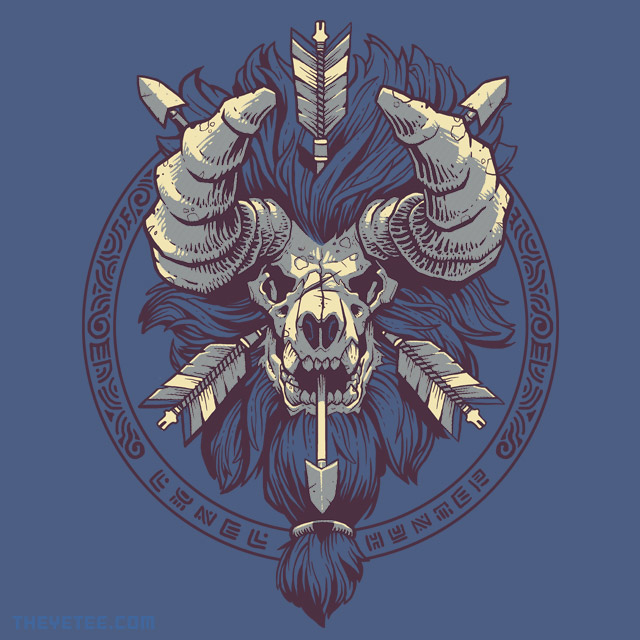 The Yetee: Lynel Hunter (Indigo)