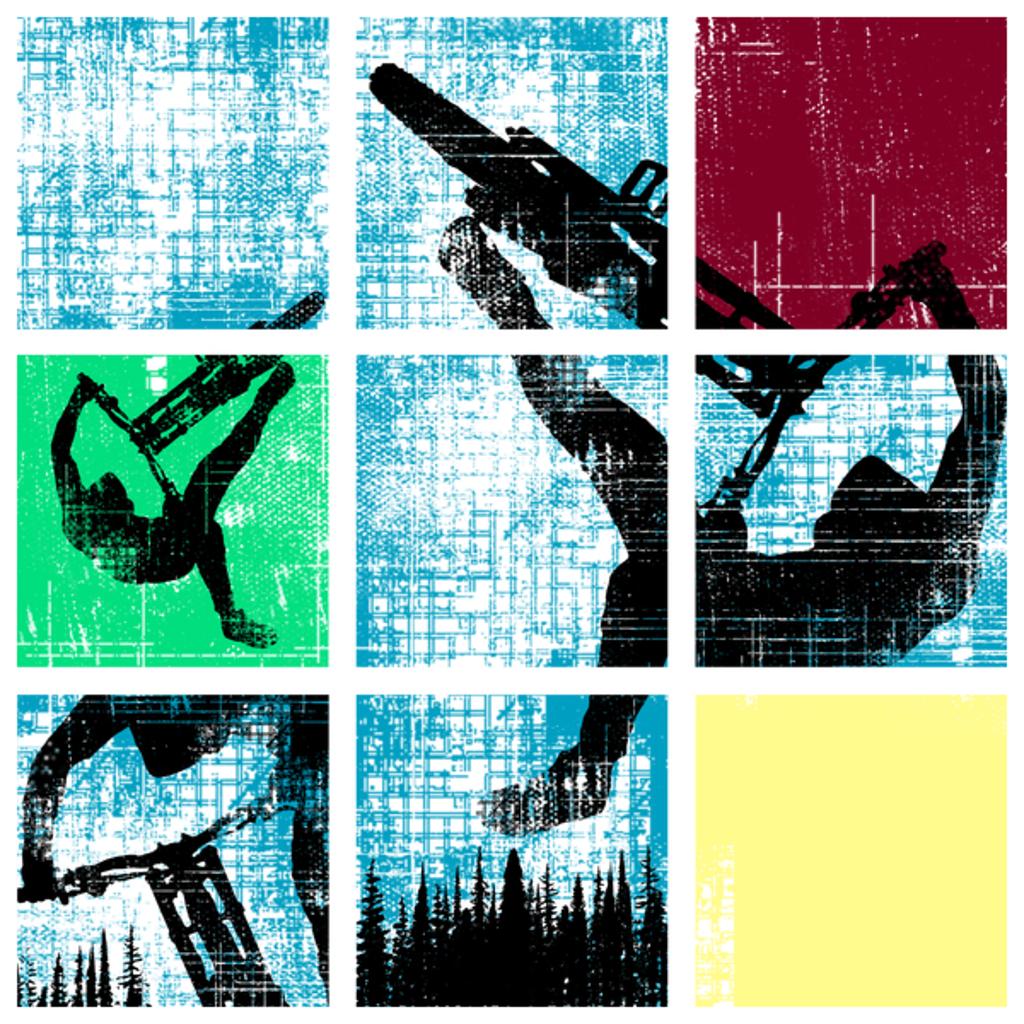 NeatoShop: MTB Tricks Colors