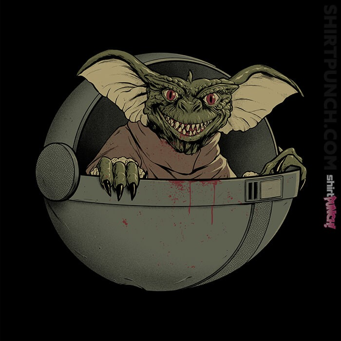 ShirtPunch: Don't Feed After Midnight