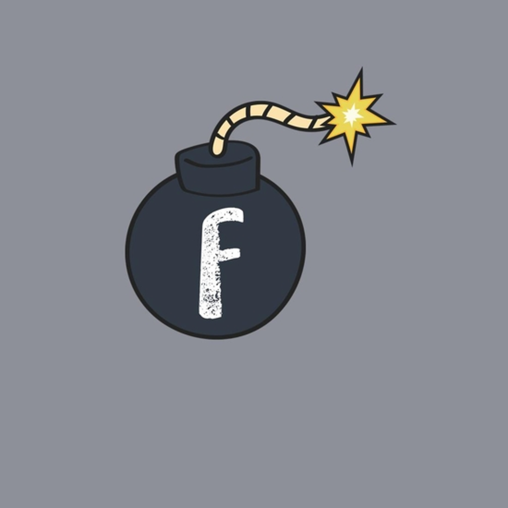 BustedTees: F-Bomb