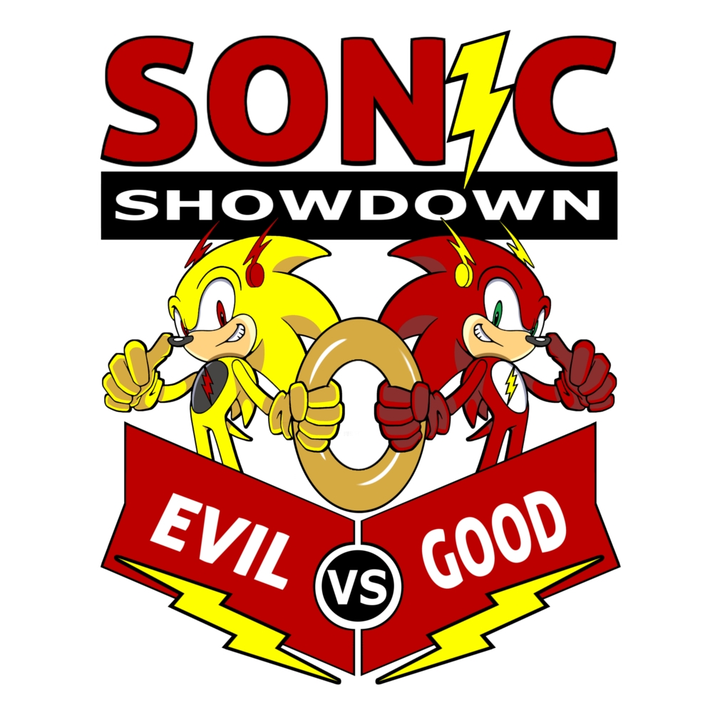 TeeTournament: Sonic Showdown