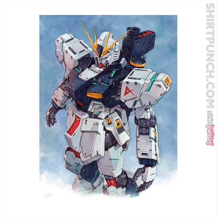 ShirtPunch: Nu Watercolor
