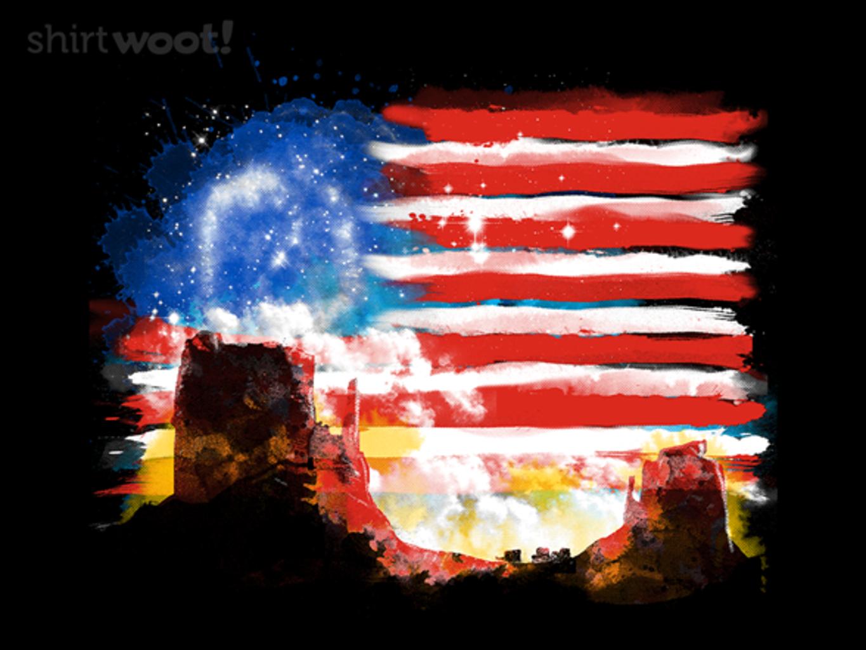 Woot!: American Sunrise
