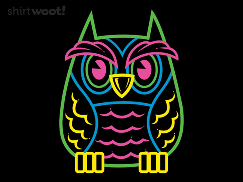 Woot!: Neon Owl