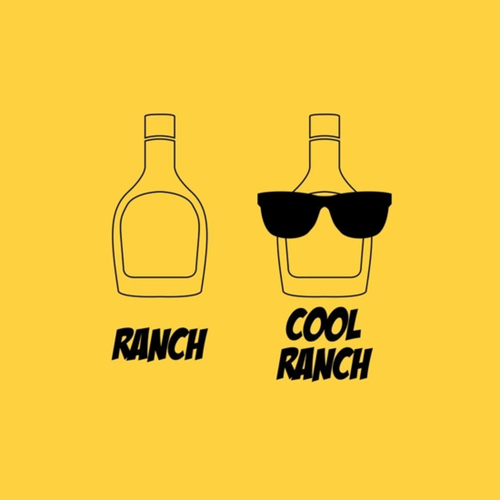 BustedTees: Cool Ranch