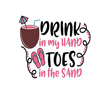 BustedTees: Drink in my hand