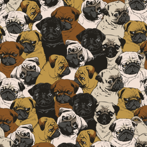 Threadless: Social Pugs
