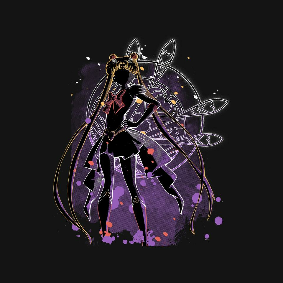 TeeFury: Eternal Sailor