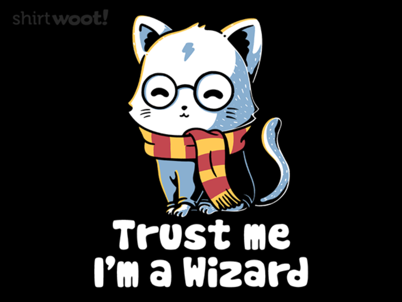 Woot!: Trust Me, I'm a Wizard
