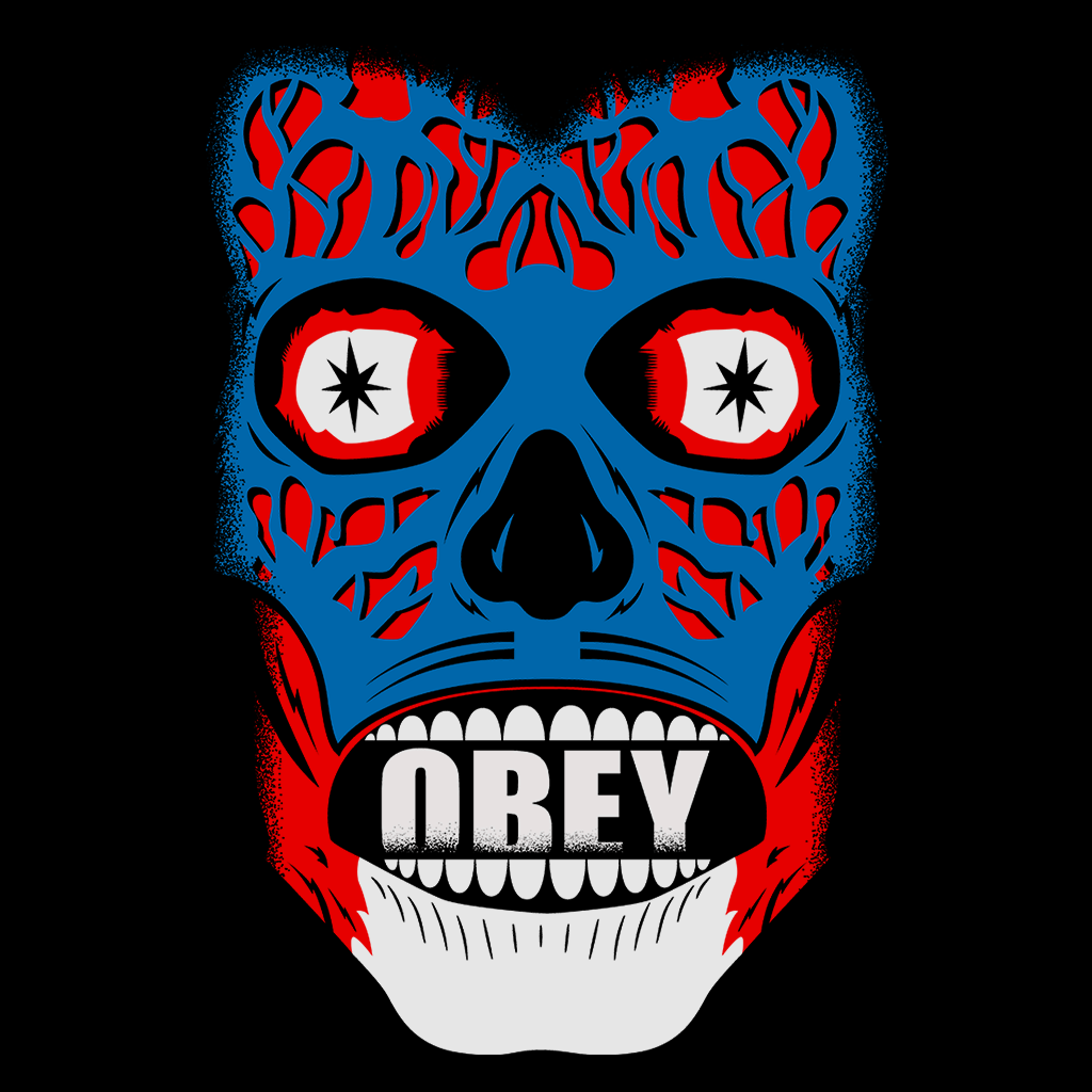 Pop-Up Tee: Obey