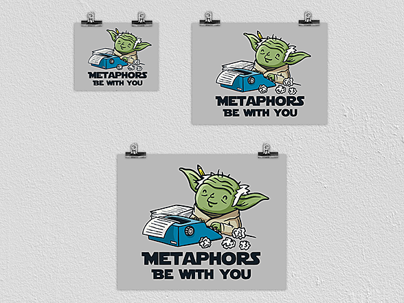 Woot!: Metaphors Be With You Poster