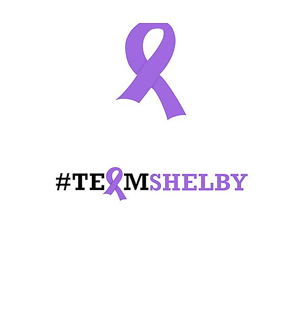 RedBubble: #TEAMSHELBY Kick Cancer Right In the Nodes