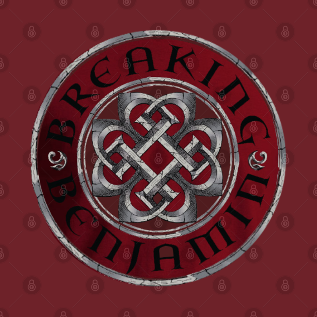 TeePublic: Breaking Benjamin Stone Design