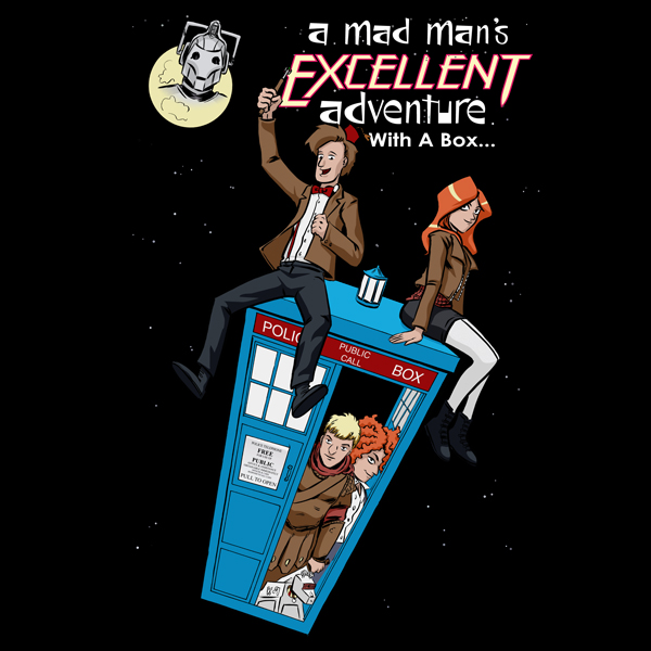 GraphicLab: A Madman's Excellent Adventure
