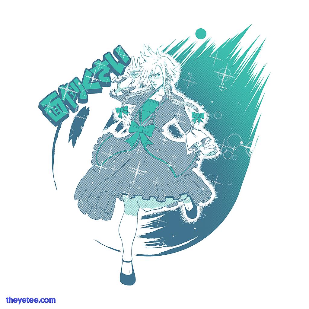 The Yetee: Magic Cloud