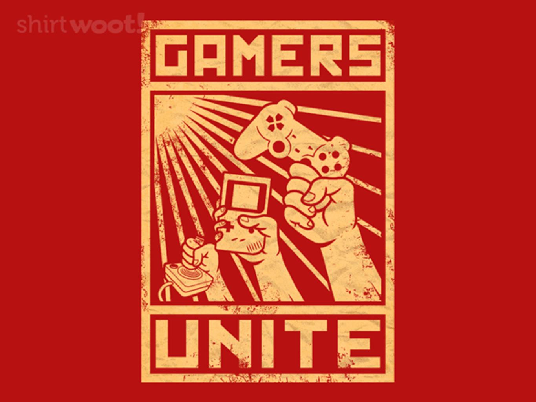 Woot!: Gamers Unite