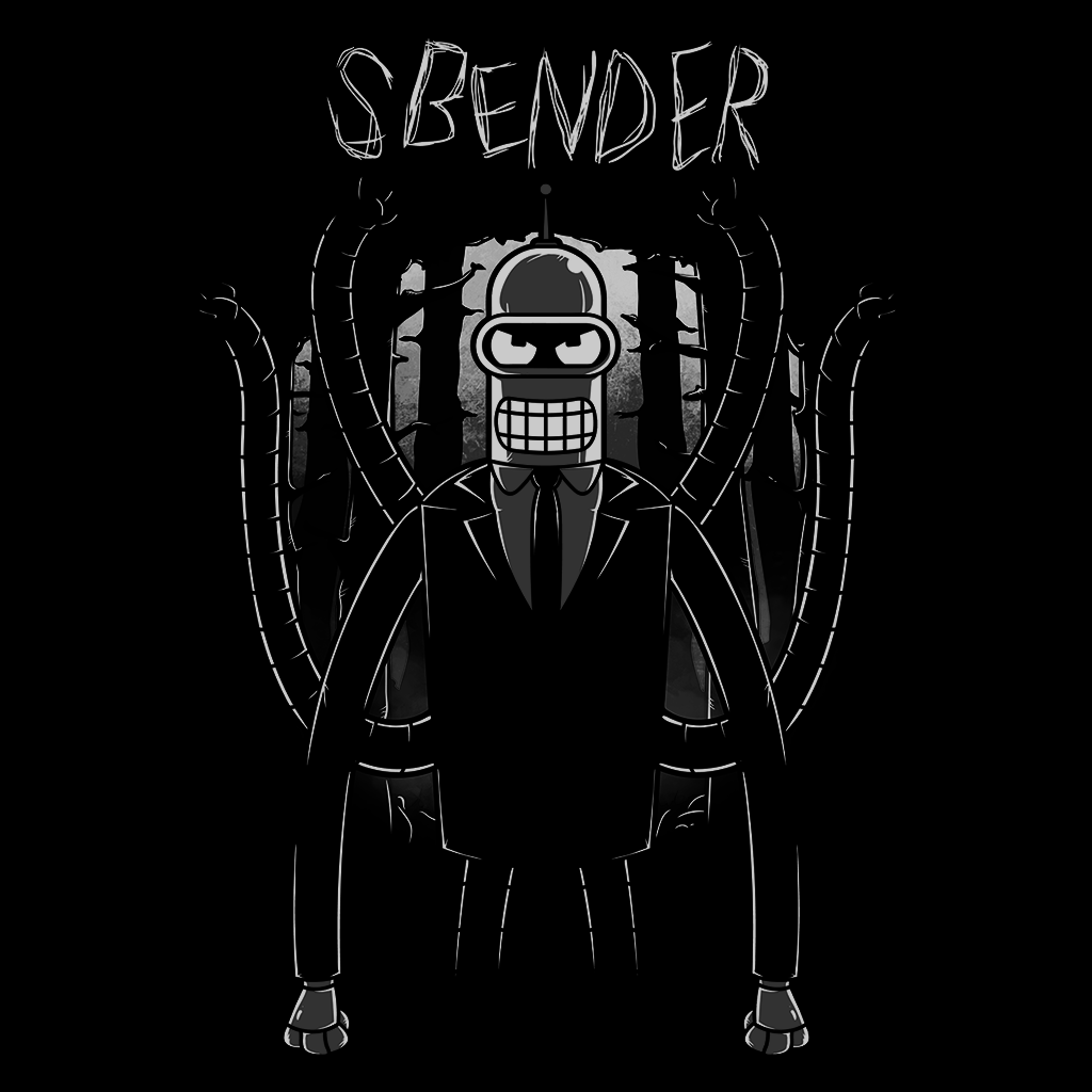 Pop-Up Tee: SBender