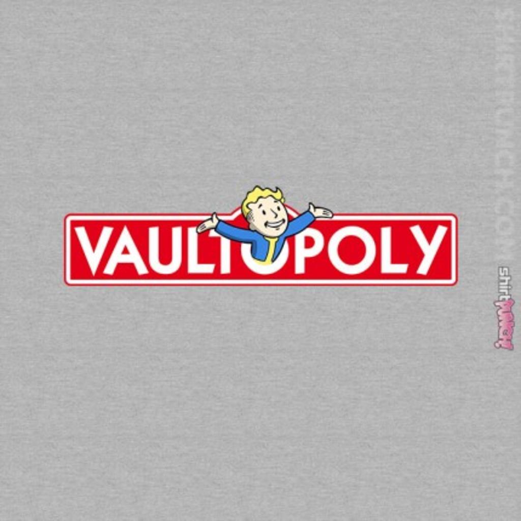 ShirtPunch: Vaultopoly