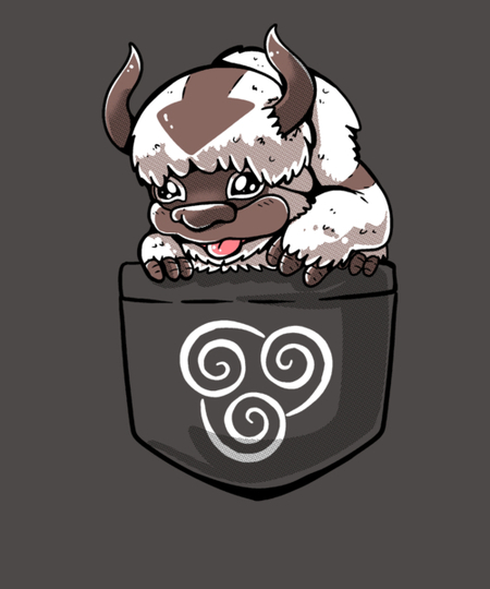 Qwertee: Best Flying Bison