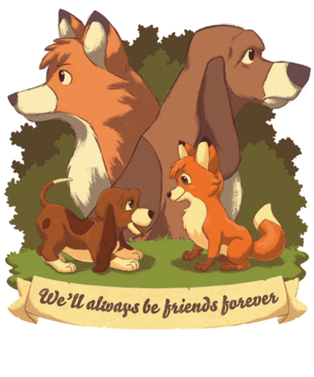 Qwertee: Forever is a Long Time