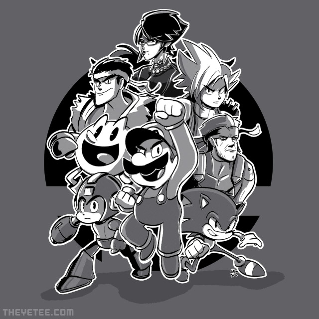 The Yetee: Smashing Special Guests