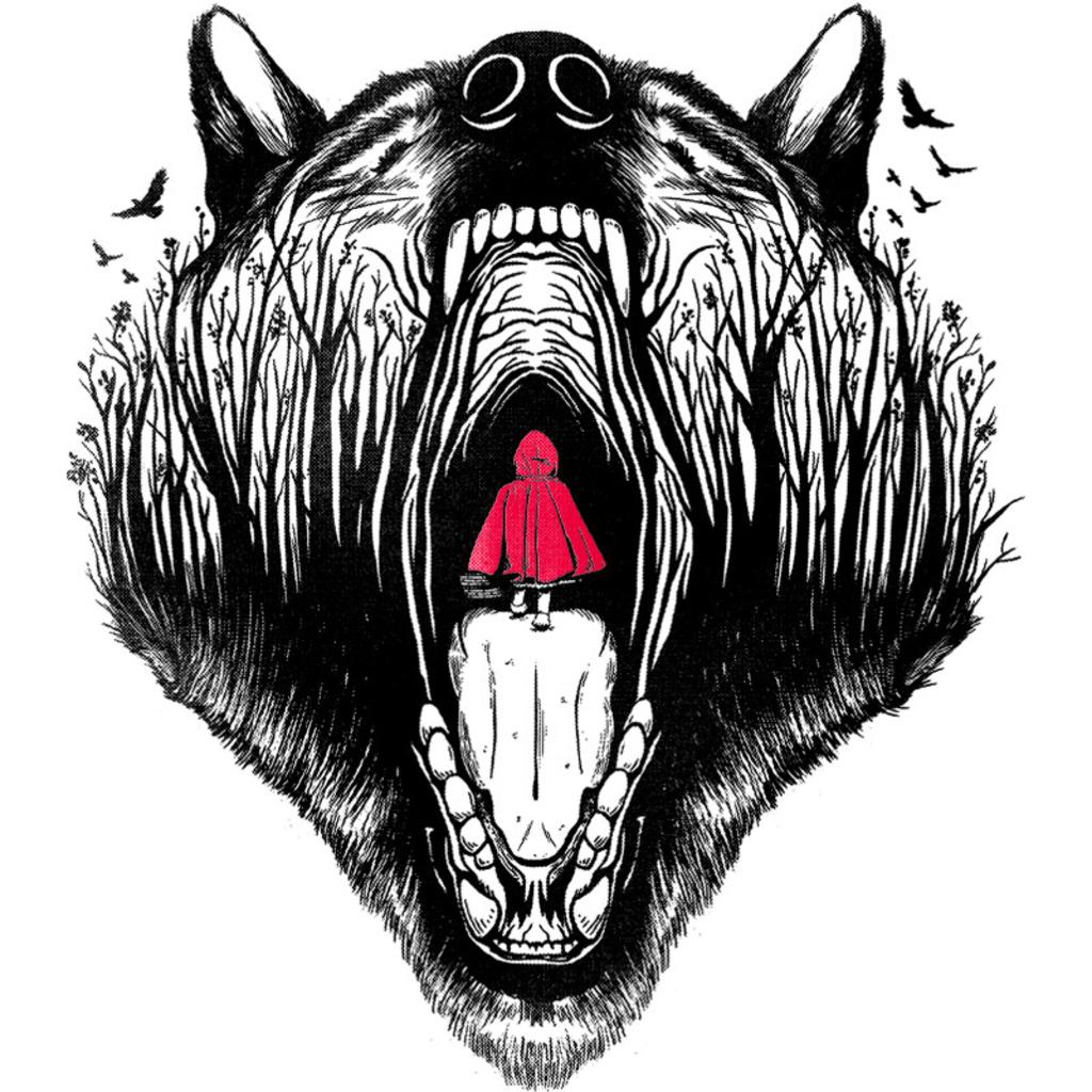 Pampling: Little Red Riding Hood