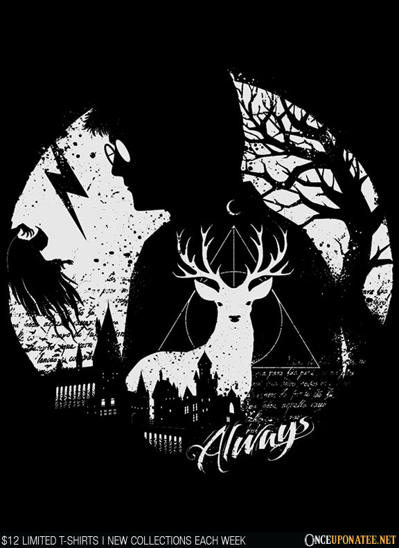 Once Upon a Tee: Always