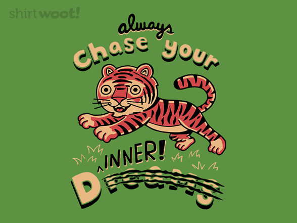 Woot!: Tiger Advice - $8.00 + $5 standard shipping