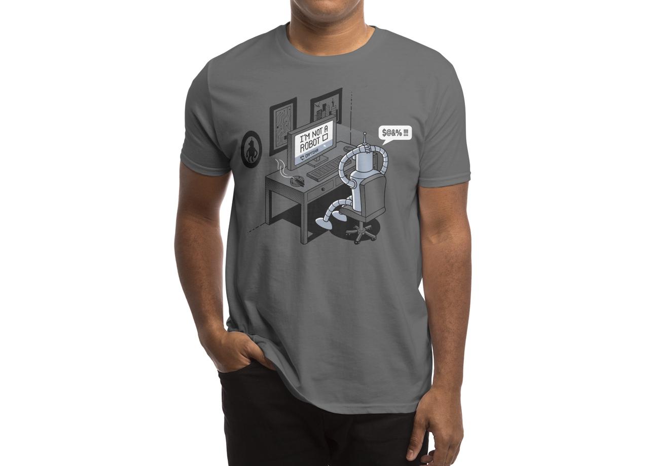 Threadless: Robot Problems