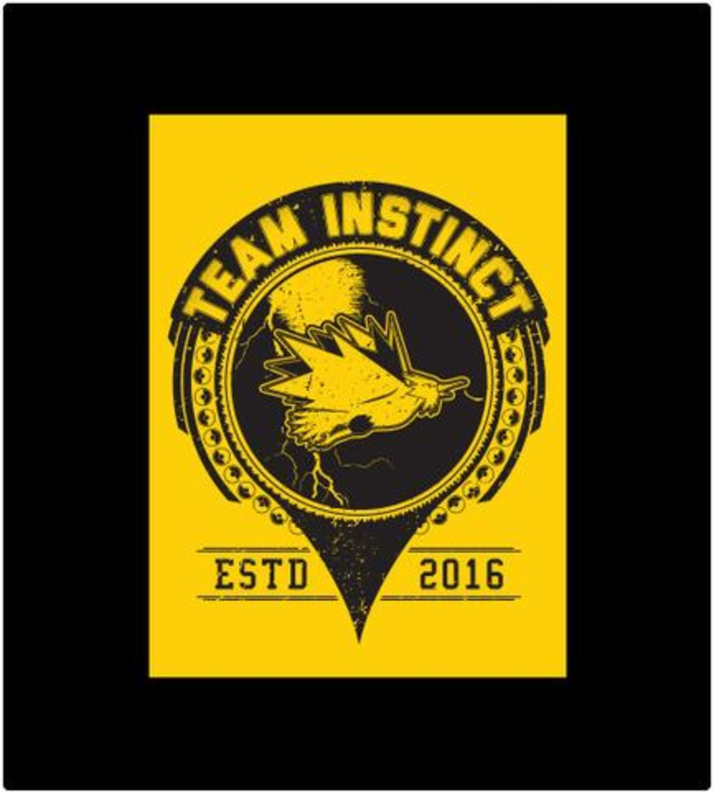 Shirt Battle: Team Instinct