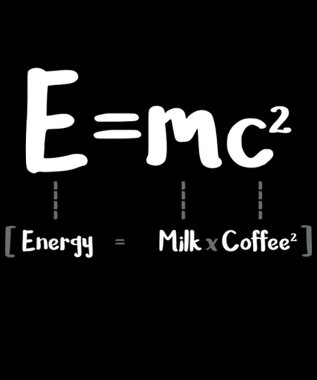 Qwertee: Milk x Coffee